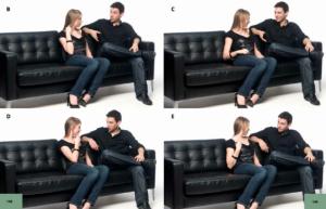 Körpersprache beim Flirten: So entschlüsseln Sie Gesten und Signale